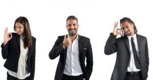 Millennials en el trabajo: 6 claves de lenguaje corporal para apalancar tu carrera