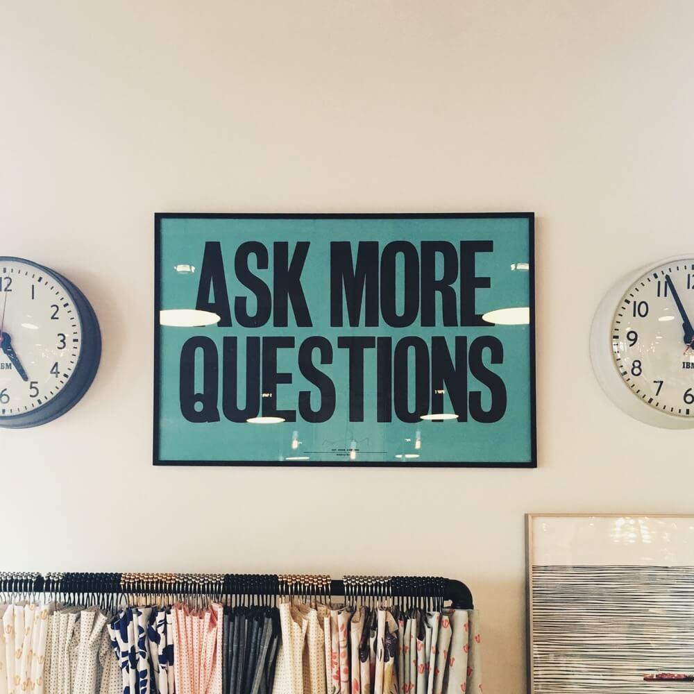 3 preguntas claves para el exito